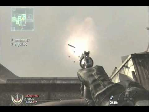 MW2::Jesus Glitch (God Mode)::For PS3 and Xbox