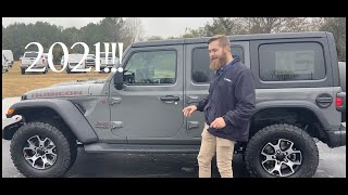 2021 Jeep Wrangler Rubicon - Product Overview