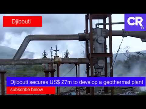 Djibouti to develop geothermal power