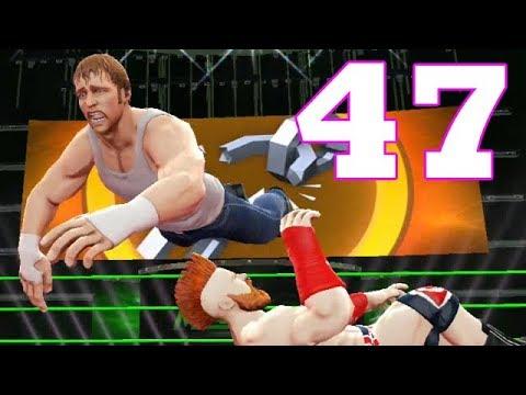 Download WWE Mayhem - Ambrose Asylum - Part 47 [Season 16 Episode 1/3] - Android Gameplay