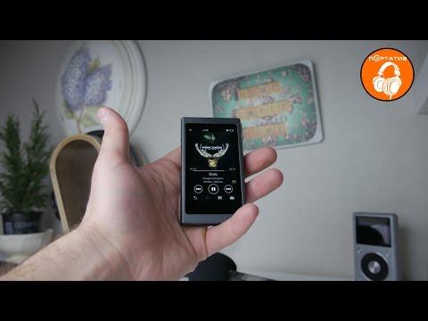 Sony NW-A35 | Обзор Hi-Res плеера