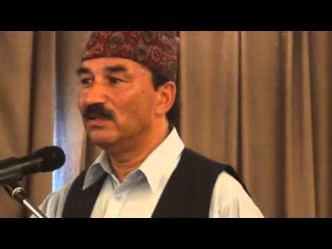 RPPN Chairman Kamal Thapa's Speech in Qatar 16-Aug-2013