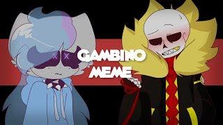 gambino // animation meme } collab