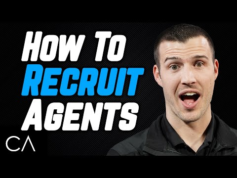 How To Recruit Insurance Agents!