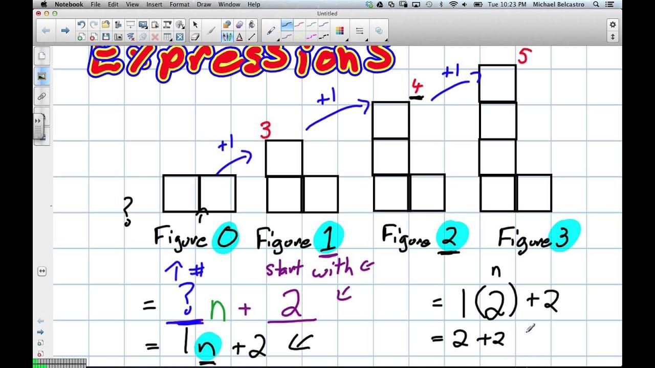 medium resolution of Solving Algebraic Expressions (Grade 8 Nelson Lesson 8.3 4 9 13) - YouTube