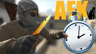 THE AFK GAME - CS:GO Competitive