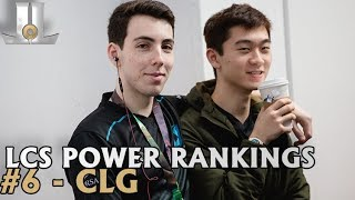 2019 LCS Preseason Power Rankings | #6 - Counter Logic Gaming