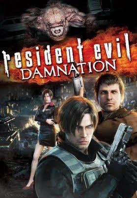 Resident Evil: Damnation (VF)