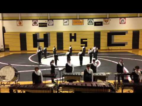 Marquette High School Drumline- Hazlewood Central