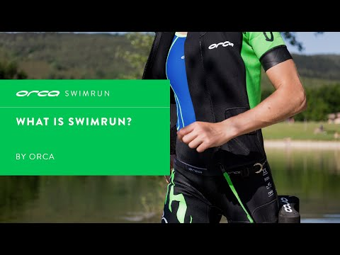 SWIMRUN SERIES | WHAT IS SWIMRUN?