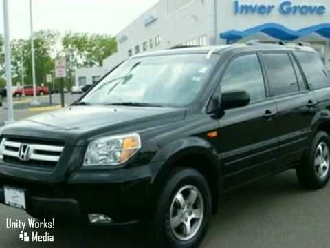 2007 Honda Pilot #P2226 In Inver Grove Heights   SOLD