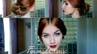 Formal Classic Retro Hairstyle | Stella Thumbnail