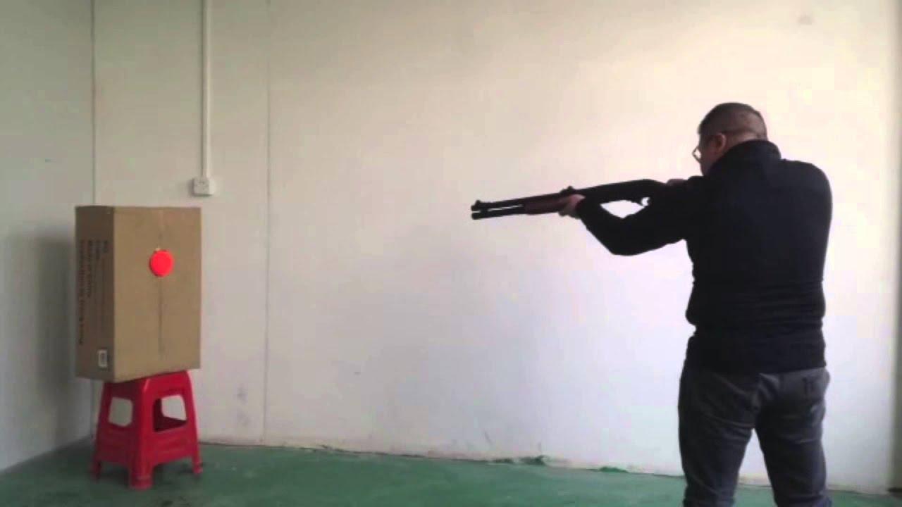 Bunny Workshop / Airsoft   APS CAM870 Co2 Magnum Shell Shotgun Airsoft
