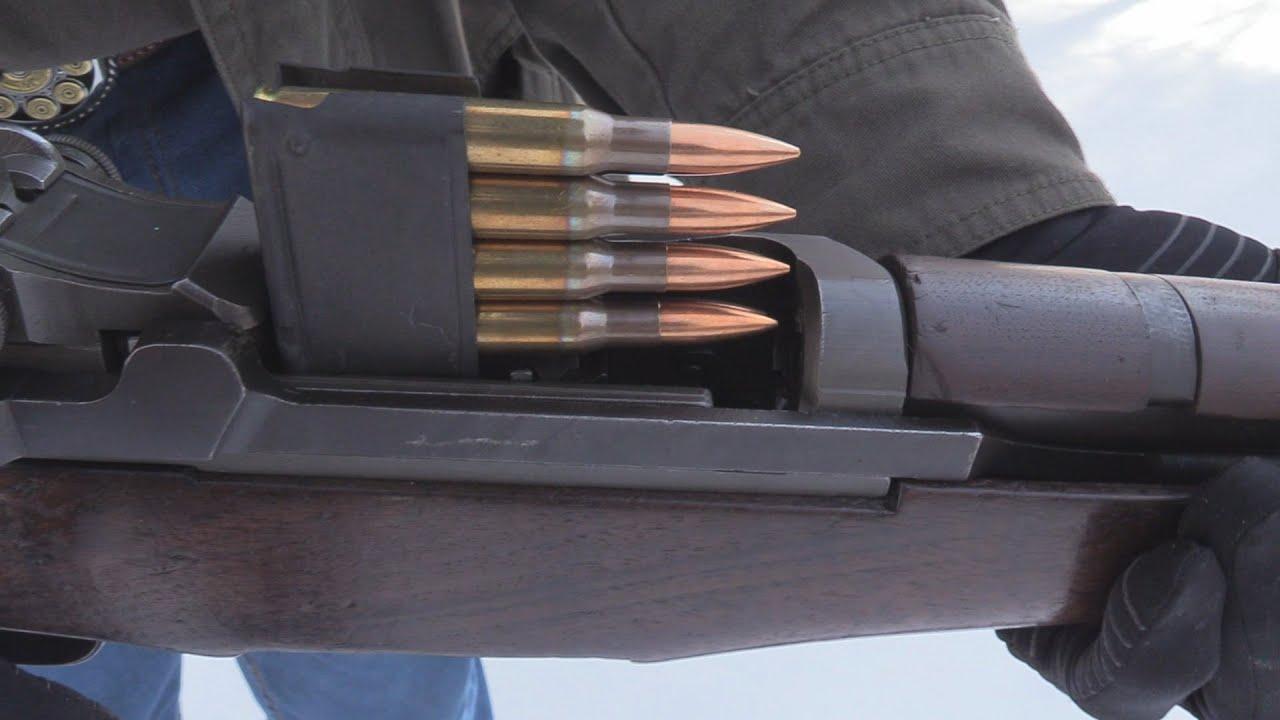 Winchester M1 Garand Woods Walk