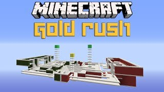 Minecraft: Gold Rush (New Maps)