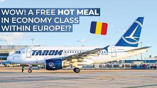 TRIPREPORT | Tarom (Economy) | Bucharest - Vienna | Airbus A318