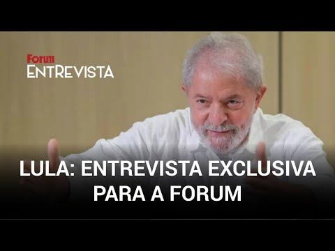 Entrevista Exclusiva Do Presidente Lula à Revista Fórum
