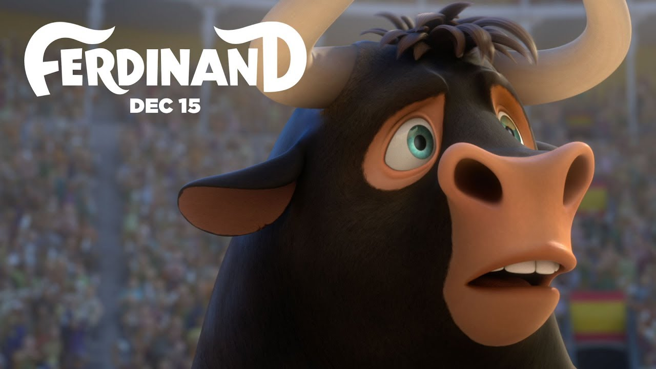 "Ferdinand | ""Fun for the Whole Family"" TV Commercial 