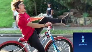 Bike and Motorbike Fails and Stunts Gone Wrong [Funny Tiktok Compilation 2020]