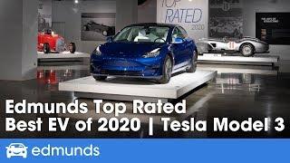 2019 Tesla Model 3: The Best EV   Edmunds Top Rated 2020
