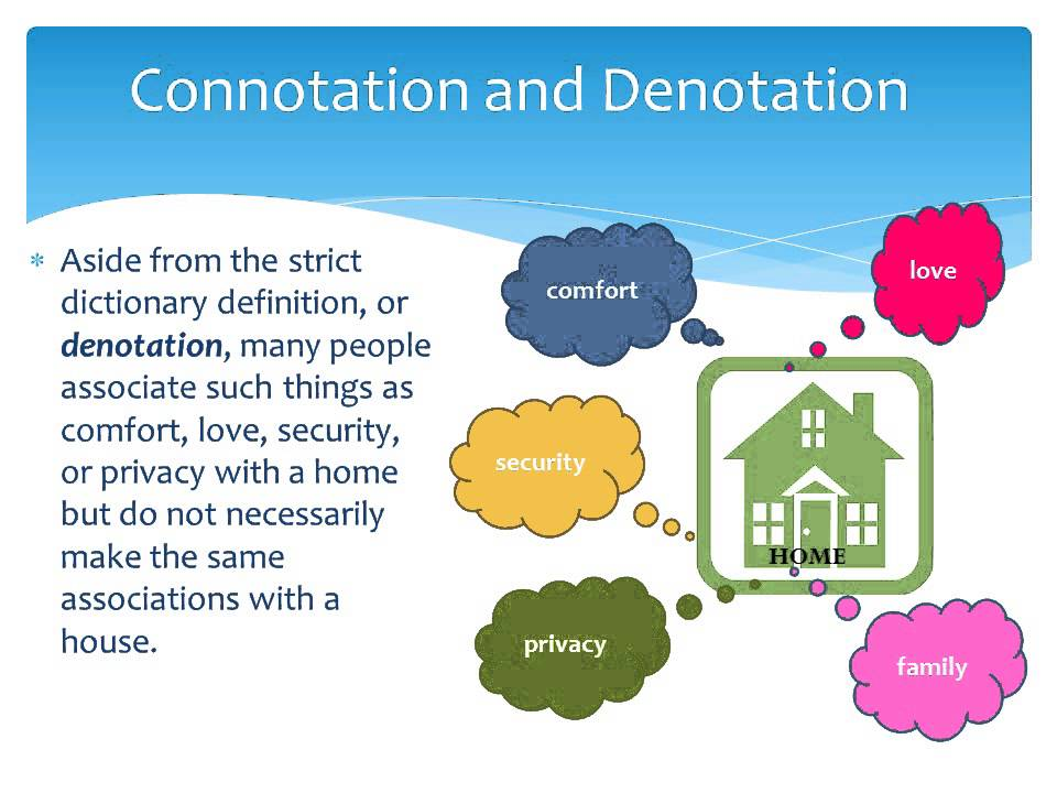Denotation And Connotation Lessons Tes Teach – Denotation and Connotation Worksheet