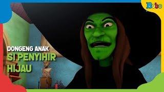 Dongeng Anak-Fairy Tales Si Penyihir Hijau-Petualangan Oki Nirmala