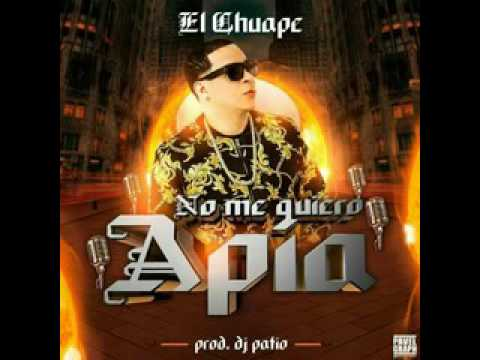 El Chuape ( No Me Quiero A Pia ) Demboow   Prod By Dj Patio