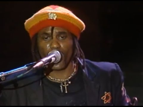 The Neville Brothers - Big Chief - 4/29/1987 - unknown (Official)