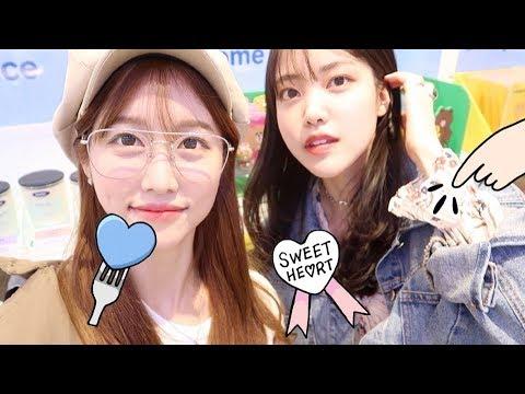 A Day With Apink Son Naeun? 손나은 데이트?!