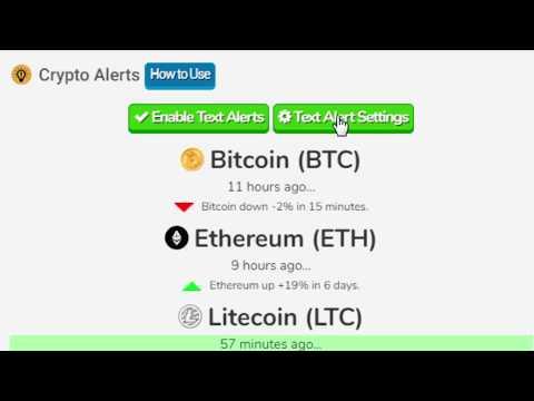 Bitcoin Price Tracker App - Track Bitcoin Price