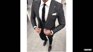 40 Admirable Black and White Suit Ideas – The Perfect Color Combination