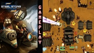 Steel Storm Complete Edition Gameplay Begin PC HD