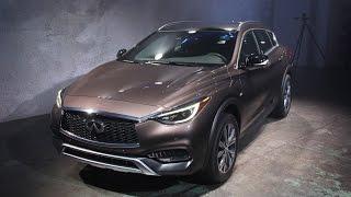 2017 Infiniti QX30 First Look - 2015 L.A. Auto Show