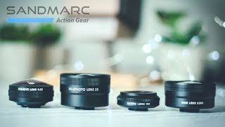 Sandmarc iPhone Lenses: Reviewed
