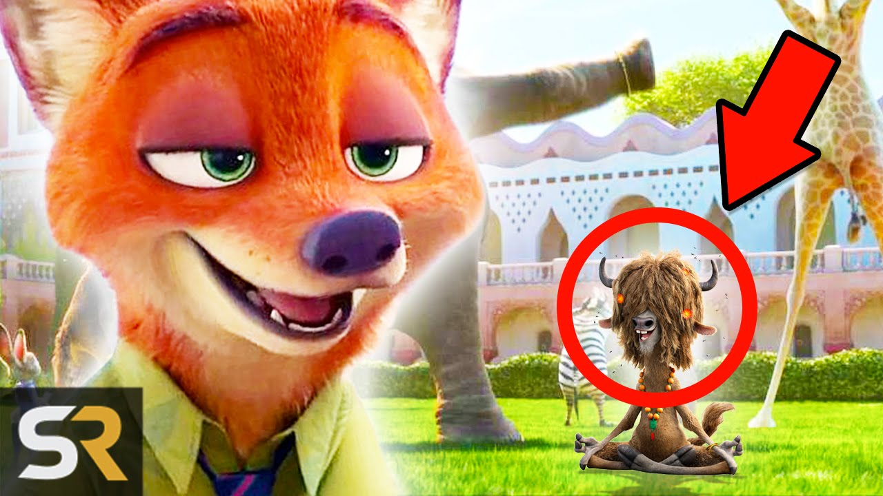 Hidden Mistakes In Kids Movies That You Never Noticed YouTube - 14 hidden things movies youve never noticed