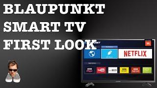 """Blaupunkt 32/138 MXN 32"""" Smart TV First Look"""