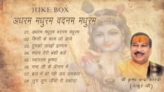 अधरम मधुरम वदनम मधुरम || Shri Kripal Chandra Shastri || Krishna Bhagwan Ke Bhajan #SpiritualActivity