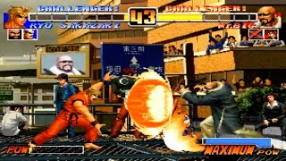 [TAS] The Bug of Fighters '96