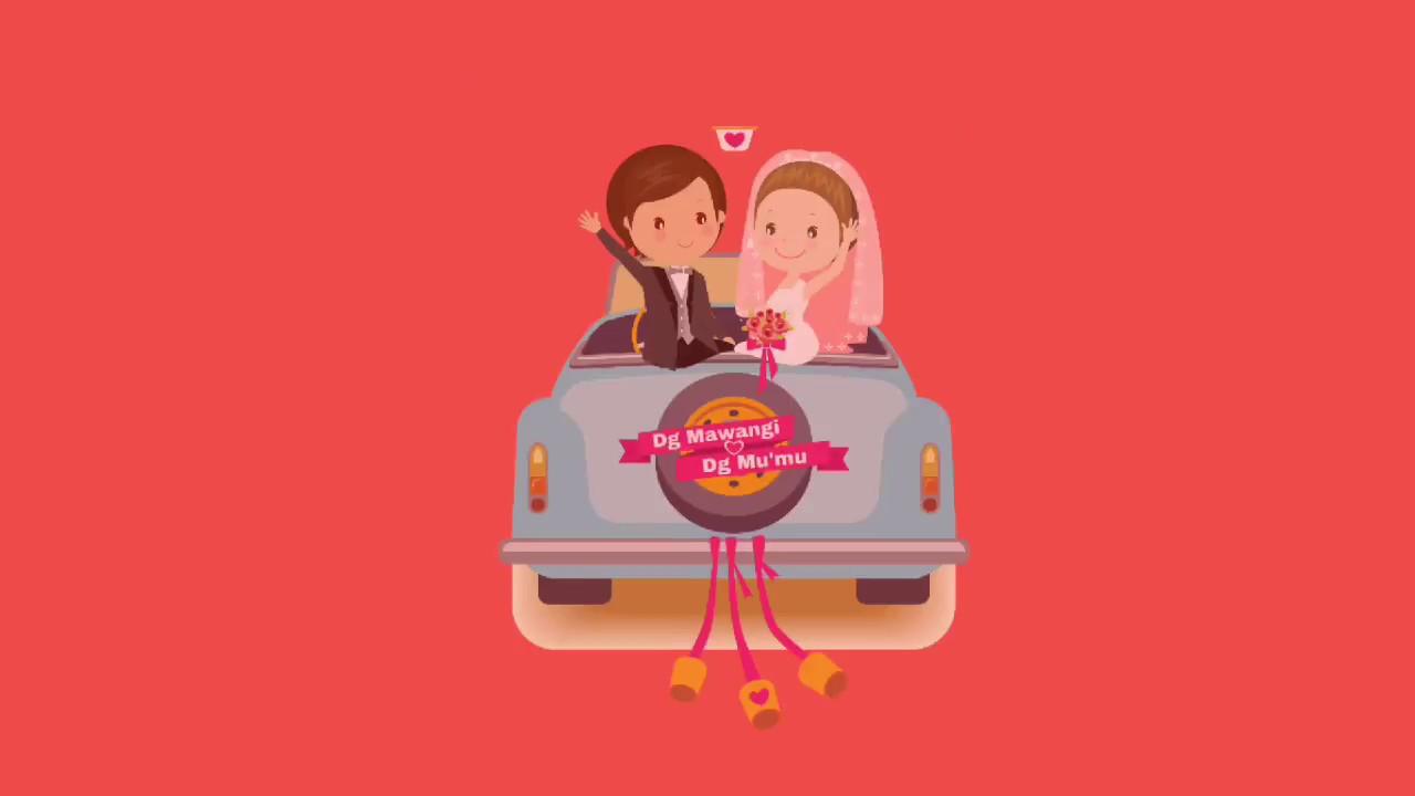 Wedding Invitation (Andi Nurul Ilmi & Makmur T) #1 - YouTube
