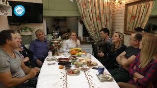 """Яблоневый вечер!! Исполняют: ансамбль """"Калина и Катя Болотова, создание помех - Я!!!"""