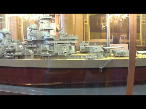 THE BIGGEST MODEL SHIP IN THE WORLD!!