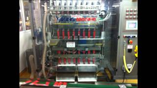 Linx CIJ 4900DC installed Masek StickPack machines   Energy Power drinking Thumbnail