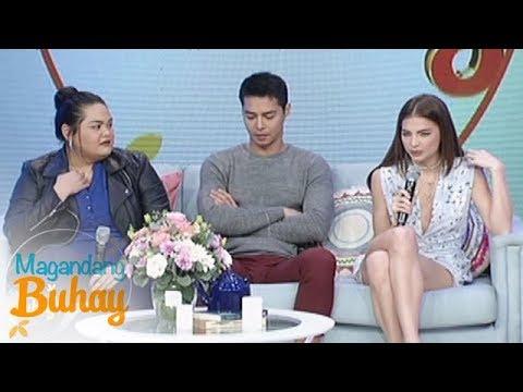 Magandang Buhay: Rhian, Zanjoe and Cai
