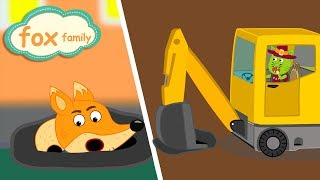 Fox Family and Friends new funny cartoon for Kids Full Episode #281