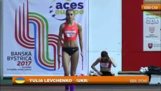 Yuliya Levchenko 188 (Banska Bystrica 04.02.2016)
