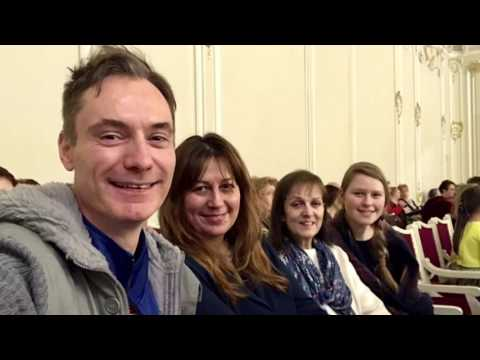 Saint Petersburg: Art research visit during January 2017
