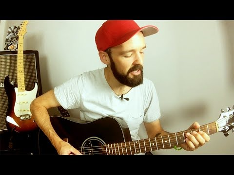 Tom Petty - Into the great wide open (acoustic cover)
