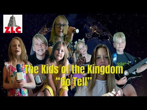 Worship Music - Kids of the Kingdom - Go Tell
