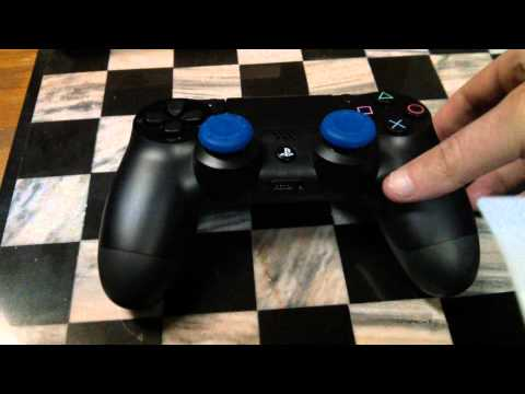 PS4 Dualshock 4 Controller - R1/L1 sticking button fix(no disassembly required)