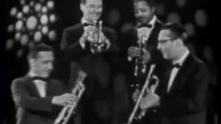 "Doc Severinsen and an ""All Star"" trumpet quartet from the 50"